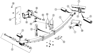 """Rear Suspension Diagram"""
