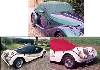 Indoor Car Cover for Morgan 4//4