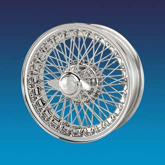 """Stainless Steel Wire Wheel Spokes"""